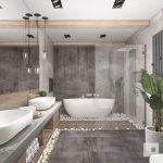 Bathroom Design Under 100 Square Feet