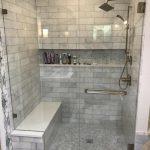 Corner Bath Mat For A Shower