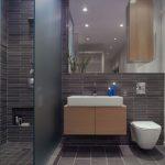 Bathroom Wash Basin And Toilet