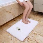 Bathroom Mat Set Memory Foam